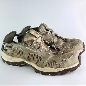 Salomon Techamphibian Womens Hiking Water Shoes